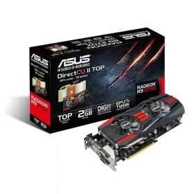 GPU / VGA Card Asus Radeon R9 270X DC2T 2GB GDDR5