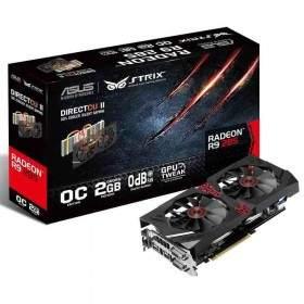 GPU / VGA Card Asus STRIX Radeon R9 285 DC2OC 2GB GDDR5
