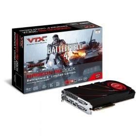 GPU / VGA Card Asus Radeon R9 290X 4GB GDDR5