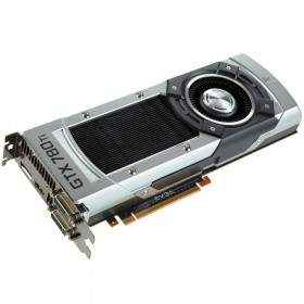 GPU / VGA Card Asus GeForce GTX 780 TI 3GB GDDR5 384-bit