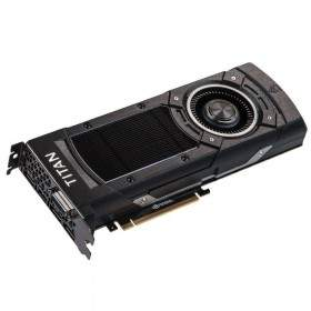 GPU / VGA Card Asus GeForce GTX TITAN 6GB GDDR5 384-bit