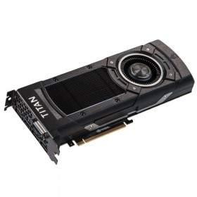 GPU / VGA Card Asus GeForce GTX TITAN 6GB GDDR5 384-bit