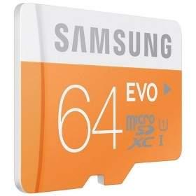 Samsung microSDHC EVO MP64D 64GB Class 10