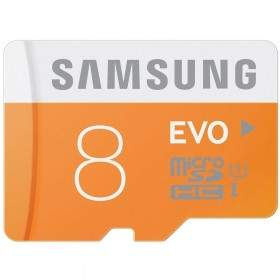 Memory Card / Kartu Memori Samsung microSDHC EVO MP08D 8GB Class 10