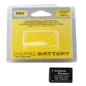 Baterai Kamera SDV SLB-0937B