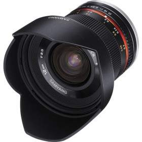 Lensa Kamera Samyang 12mm f / 2.0 NCS CS for Samsung NX Mount