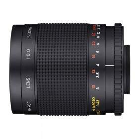 Lensa Kamera Samyang 500mm MC IF f / 8 Mirror For Samsung NX