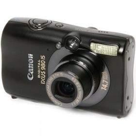 Kamera Digital Pocket Canon IXUS 980 IS