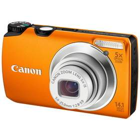 Kamera Digital Pocket Canon PowerShot A3200 IS