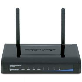 Router WiFi Wireless TRENDnet TEW-652BRP