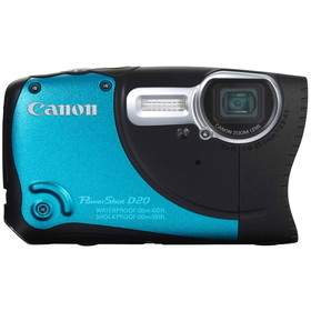 Kamera Digital Pocket Canon PowerShot D20
