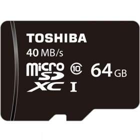 Toshiba microSDXC UHS-I 64GB SD-C064GR7AR30 Class 10