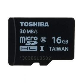 Toshiba microSDHC UHS-I 16GB SD-C016GR7AR30 Class 10