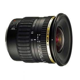Lensa Kamera TAMRON SP 11-18mm f / 4.5-5.6 Di-II LD