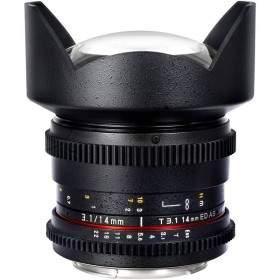 Lensa Kamera Samyang 14mm T3.1 VDSLR