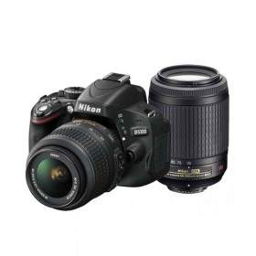 DSLR Nikon D5100 Kit 18-200mm