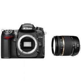 DSLR Nikon D5100 Kit 18-270mm