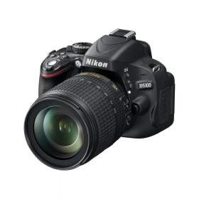DSLR Nikon D5100 Kit 18-105mm
