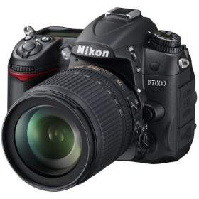 DSLR Nikon D7000 Kit 24-120mm
