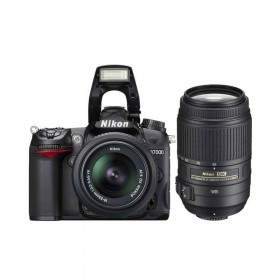 DSLR Nikon D7000 Kit 18-55mm + 55-300mm
