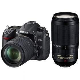 Nikon D7000 Kit 18-55mm + 70-300mm