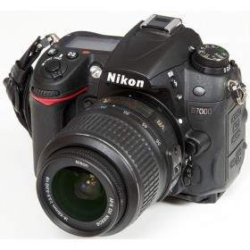 DSLR Nikon D7000 Kit 18-55mm