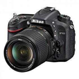DSLR Nikon D7100 Kit 18-55mm