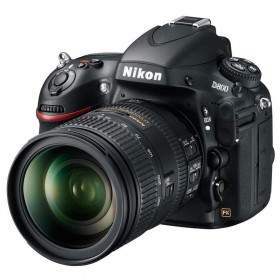 DSLR Nikon D800E Kit 28-300mm