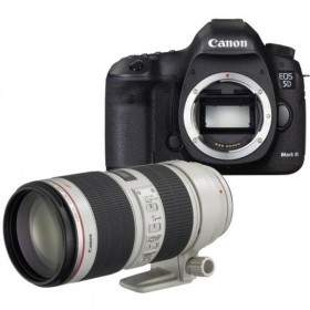 DSLR Canon EOS 5D Mark III Kit 70-200mm