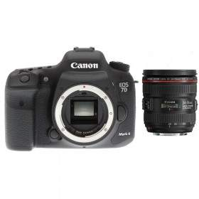 DSLR Canon EOS 7D Kit EF 24-70mm