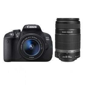 DSLR Canon EOS 7D Kit EF 55-250mm