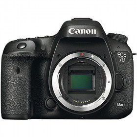 DSLR Canon EOS 7D Kit EF 18-55mm + 75-300mm