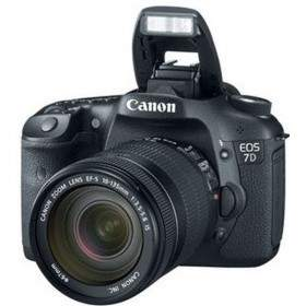 DSLR Canon EOS 7D Kit EF 17-40mm