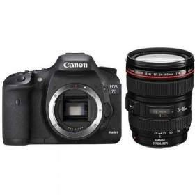 DSLR Canon EOS 7D Kit EF 24-105mm