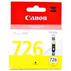Tinta Printer Inkjet Canon CLI-726 Yellow