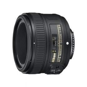 Nikon AF-S Nikkor 50mm f / 1.8G