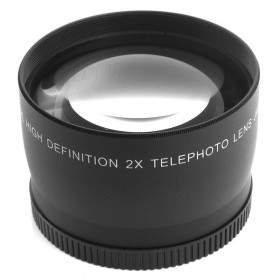 Filter Lensa Kamera XCSOURCE 58mm 2x LF38 Telephoto