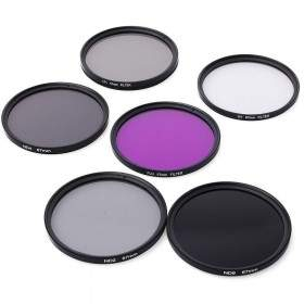 Filter Lensa XCSOURCE 67mm LF423 UV CPL FLD ND2 ND4 ND8