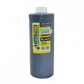 Fast Print Dye Based Photo Premium Canon Black 1000ml