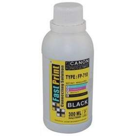 Tinta Printer Inkjet Fast Print Dye Based Photo Premium Canon Black 300ml