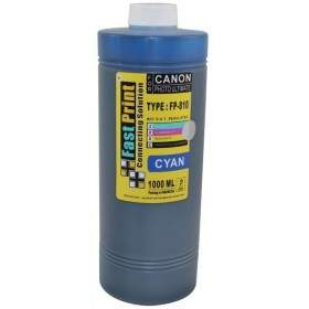 Fast Print Dye Based Photo Ultimate Canon Cyan 1000ml