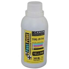 Tinta Printer Inkjet Fast Print Dye Based Photo Ultimate Canon Yellow 300ml
