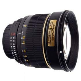 Samyang 85mm f/1.4 IF