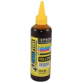 Fast Print Dye Based Photo Premium Epson Yellow 250ml