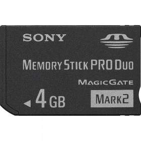 Sony Stick Pro Duo 4GB