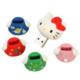 USB Flashdisk Kingston Hello kitty 166GB