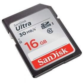SanDisk Ultra SDHC Class 10 16GB