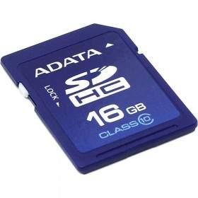 Memory Card / Kartu Memori ADATA SDHC Class 10 16GB