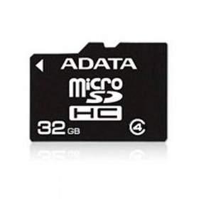 Memory Card / Kartu Memori ADATA microSDHC Class 4 32GB