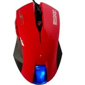 Mouse Komputer Bosdun Perak Ghost G4